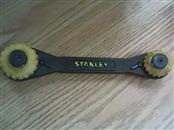 STANLEY Sockets/Ratchet ONE SIZE FITS ALL